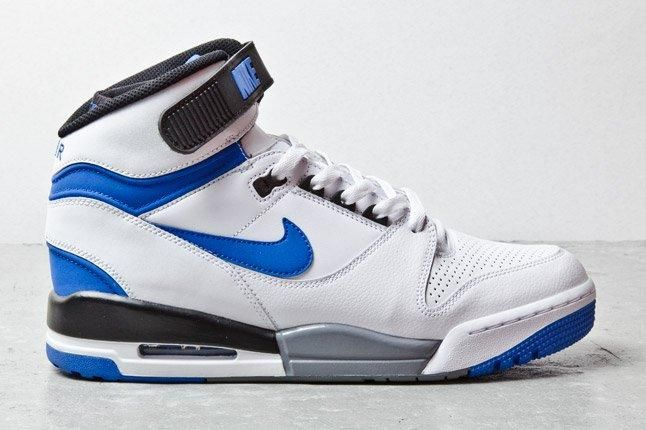 Nike Air Revolution Wht Blue 1 1