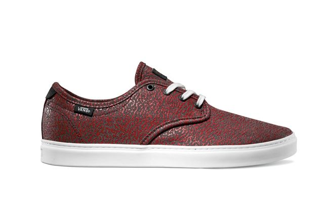 Vans Otw Collection Disruptive Ludlow Red White Fall 2013 1