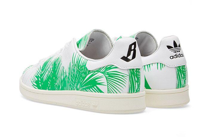Billionaire Boys Club Bbc Adidas Stan Smith Green 3