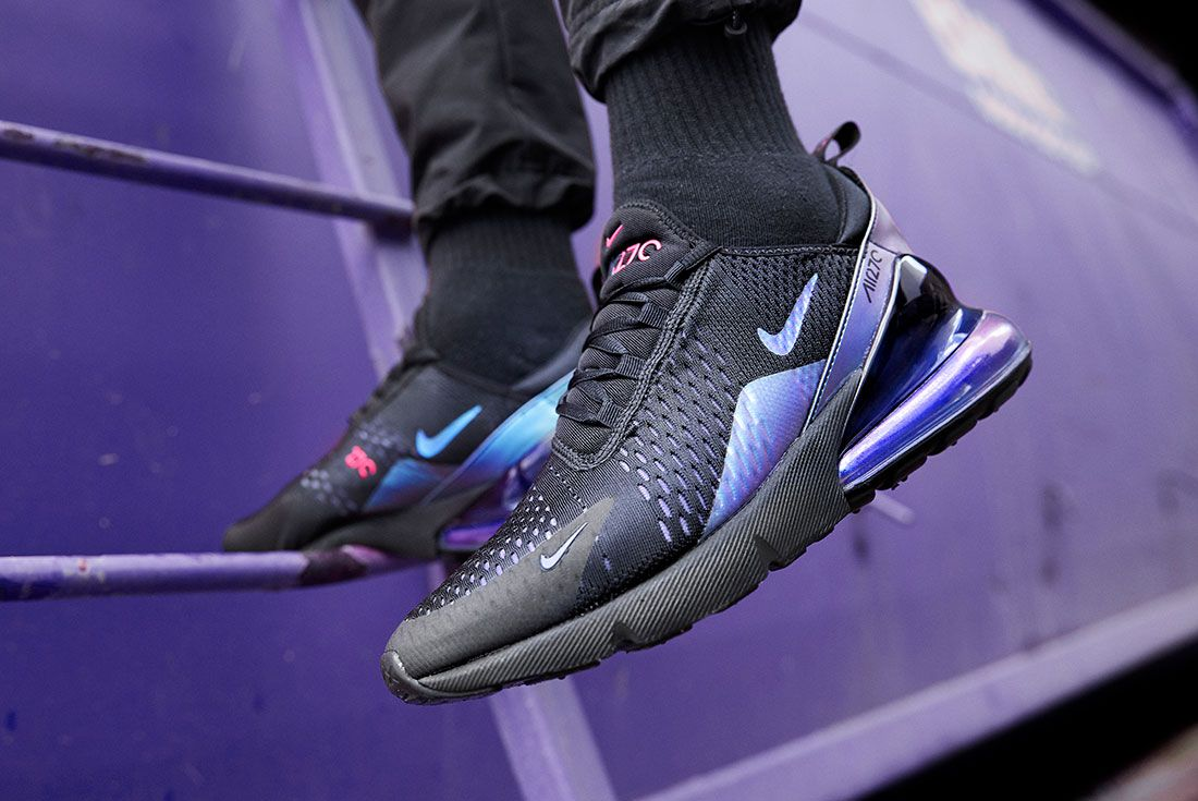 Nike Retro Future Pack Jd Sports Promo Shots Air Max 270 Side On Foot2