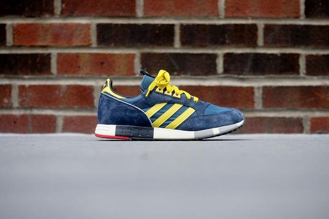 Adidas Consortium Boston Super Og Yellow Profile 1