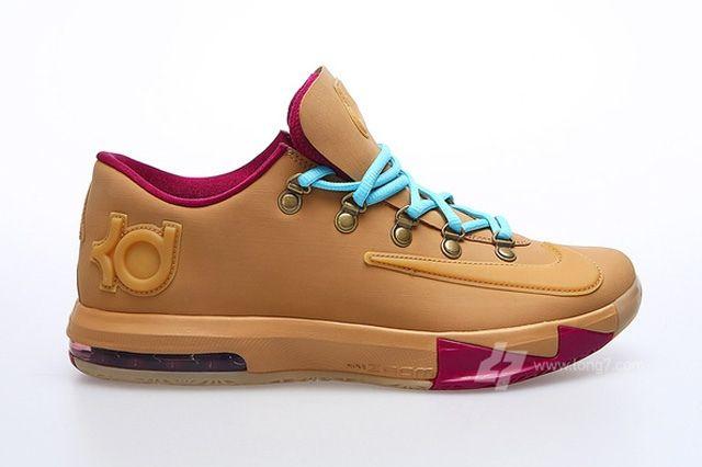 Nike Kd Vi Qs Ext Gum 13