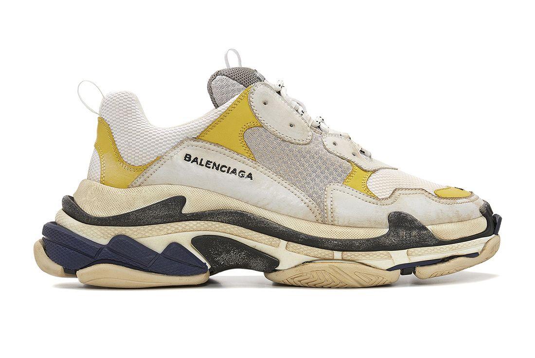 Balenciaga Triple S Release Sneaker Freaker 2