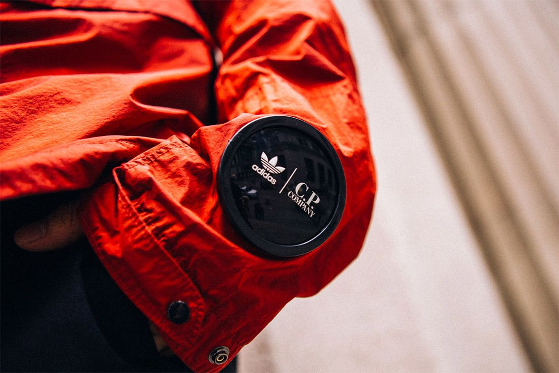 Cp Company Adidas Kamanda Goggle Jacket 5