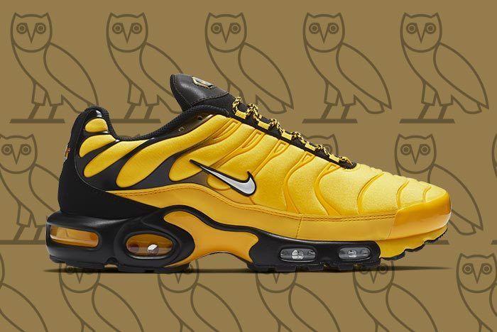 Drake X Nike Air Max Plus 8