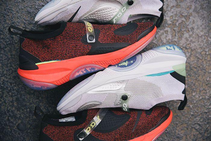 Nike Obj Joyride Flyknit Pair