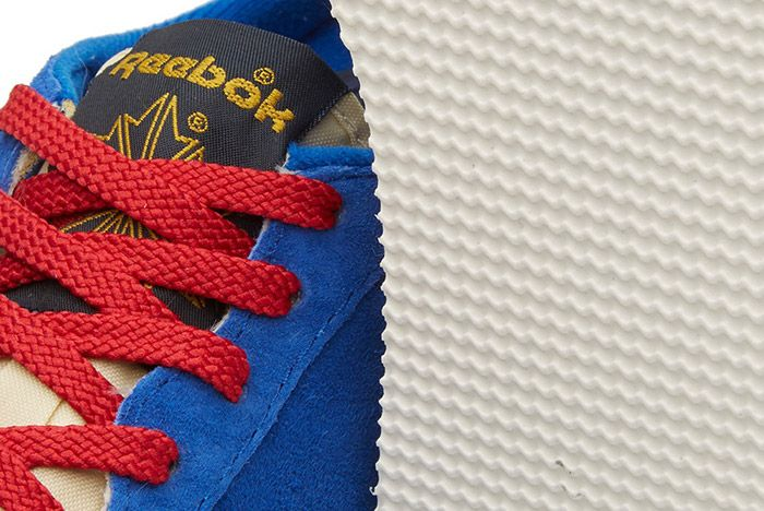 Reebok London Tc Vintage Red White Blue 2