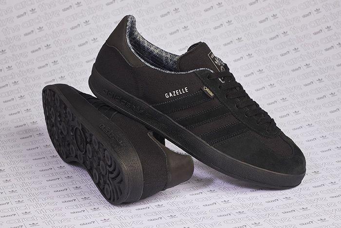Size Adidas Gazelle Indoor Gore Tex 1