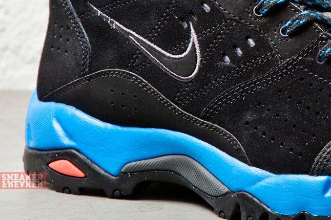 Nike Salbolier Mid Dark Grey Photo Blue 2 Det