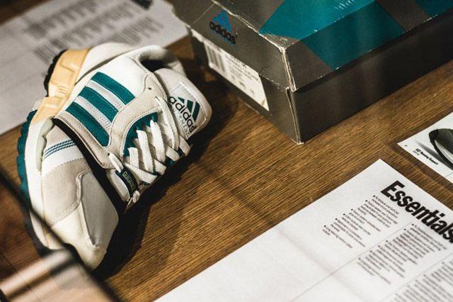 Overkill Adidas Eqt Launch 4