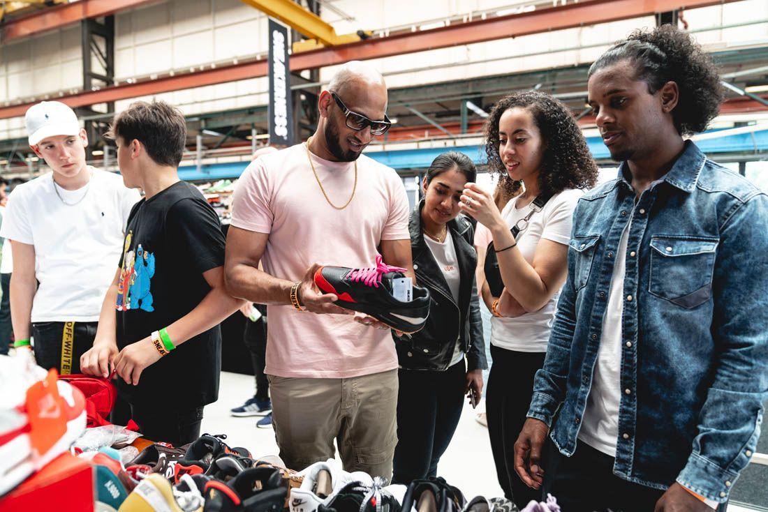 Sneakerness Amsterdam 2019 Event Recap 32 Attendees