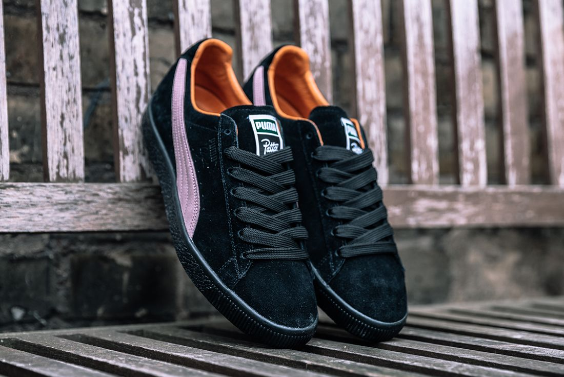 Patta X Puma Clyde Collaboration11