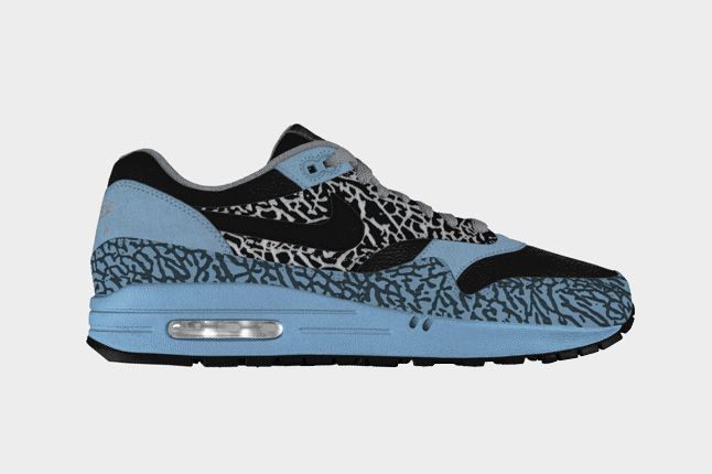 Elephant Print Option For Air Max 1 On Nike Id 3