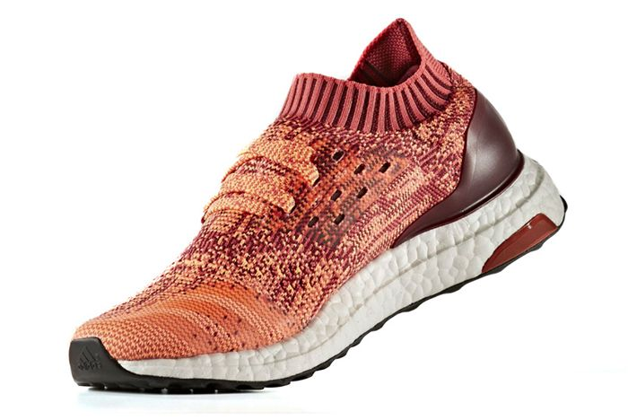 Adidas Ultra Boost Uncaged Solar Red2
