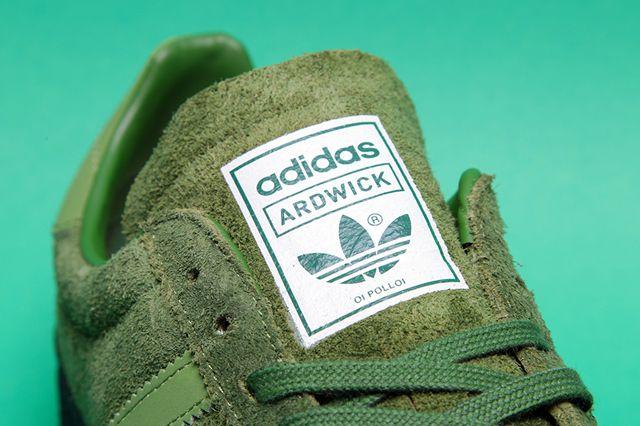 Oi Polloi X Adidas Originals Ardwick Spezial 2