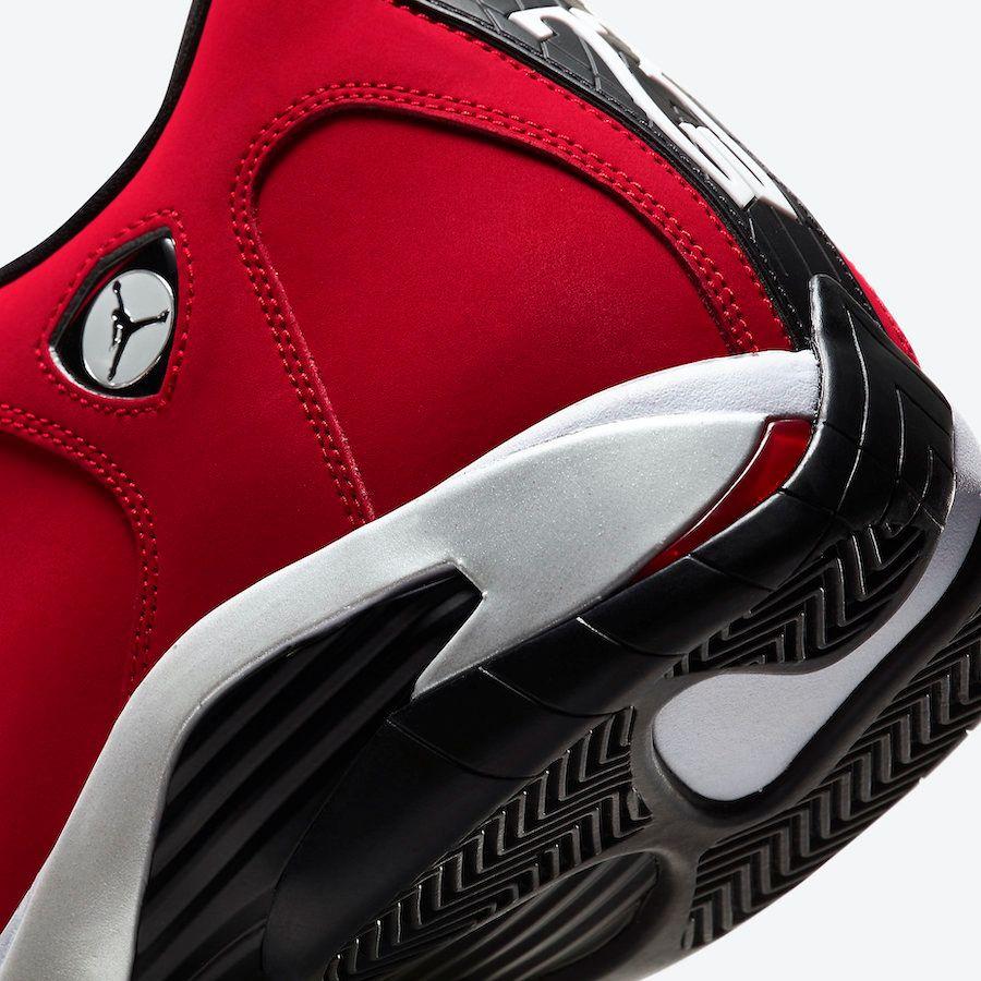 Air Jordan 14 Gym Red Heel