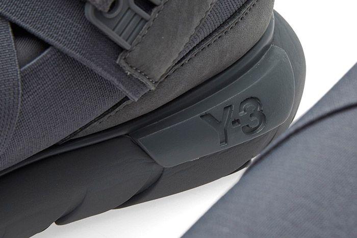 Adidas Y 3 Qasa High Vista Grey 4