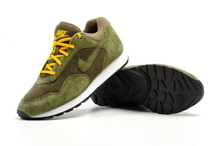 Nike Outburst Olive Canvas 3