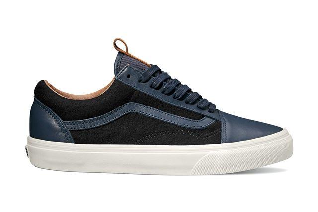 Vans Leather Wool 1