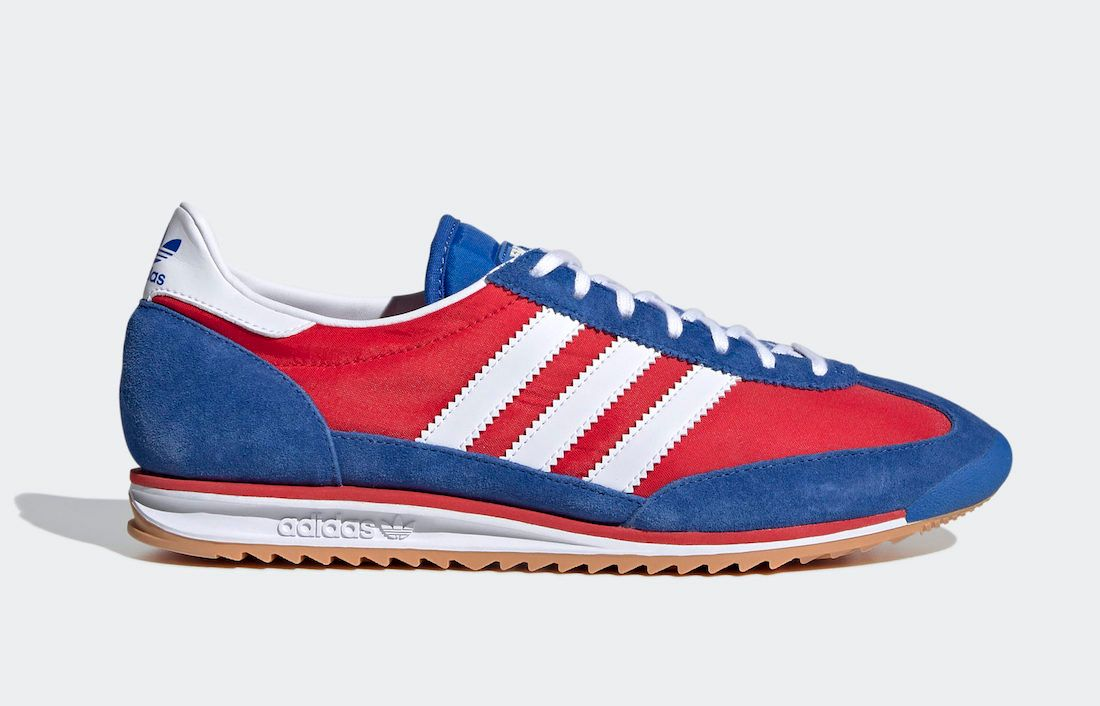 Lotta Volkova adidas SL 72 Right