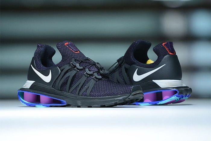 Nike Shox Gravity Black Sneaker Freaker