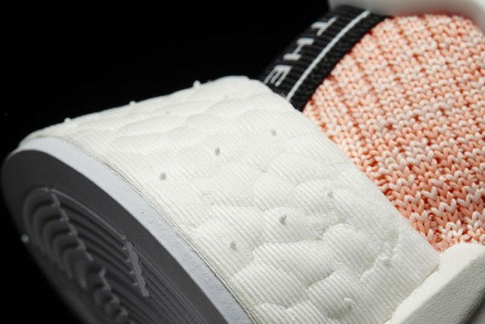 Adidas Nmd R1 Glitch Sun Glow Peach 1