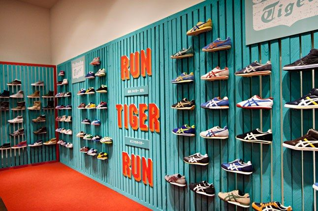 Onitsuka Tiger Sneakerness Stall 2