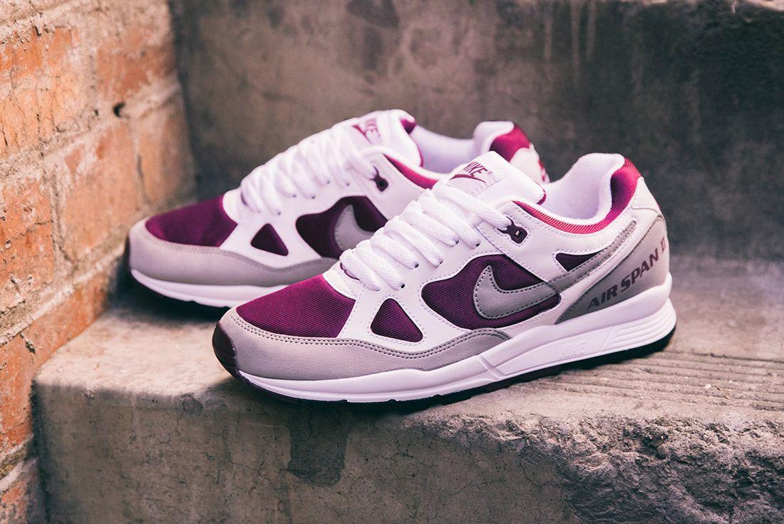 Nike Air Span Ii Retro 2018 Sneaker Freaker 10