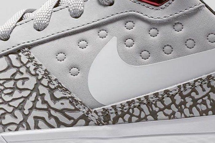 Jordan X Nike Sb P Rod 9 Elite J Rod1