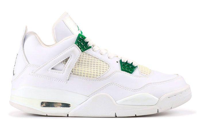 Air Jordan 4 Pine Green Right