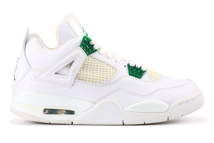 Air Jordan 4 Pine Green Right