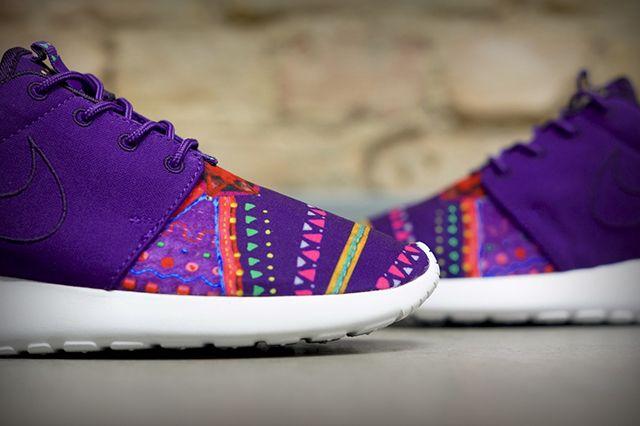 Nike Wmns Roshe Run Mp Qs Moypup 1