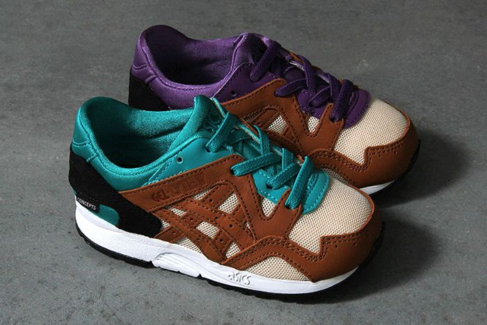 Concepts X Asics Gel Lyte V Mix Match Pack4