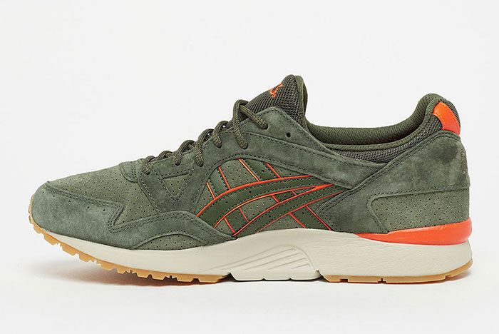 Asics Gel Lyte V Flight Jacket Medial