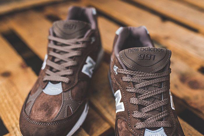 New Balance 991 Brown 4
