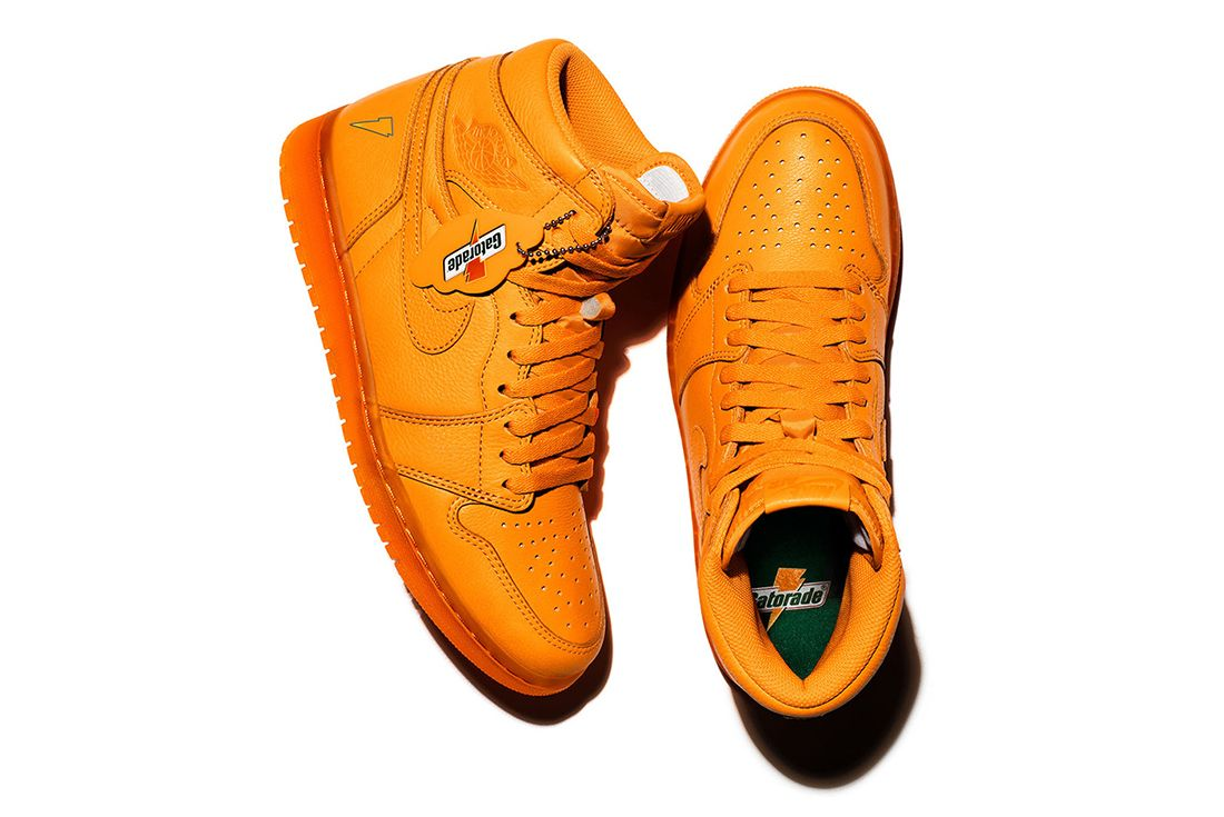 Air Jordan 1 Gatorade Pack 4