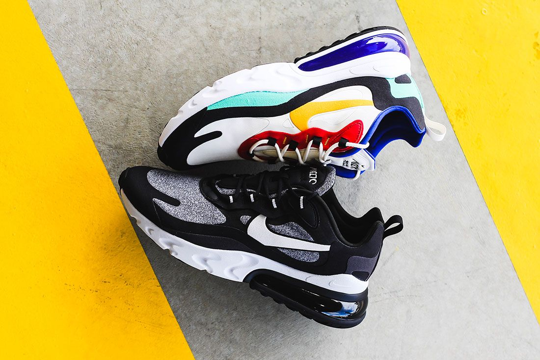 Nike Air Max 270 React Jd Sports Australia Pack5