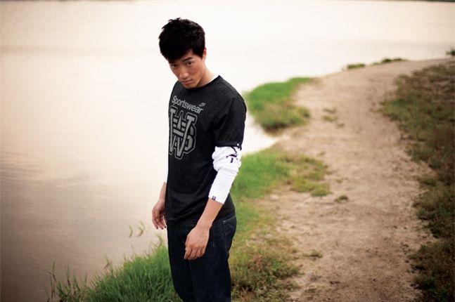 Liu Xiang Nike Sportswear 2010 Holiday 7 1