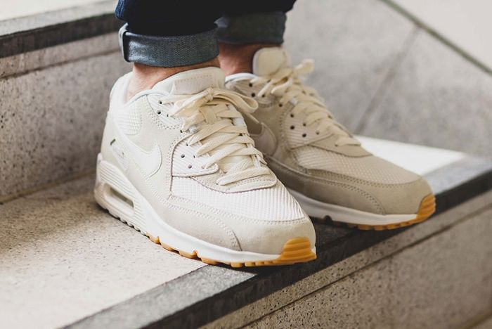 Nike Air Max 90 Essential Phantom White 2