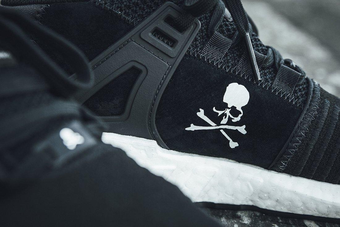 Mastermind X Adidas Eqt Pack 3