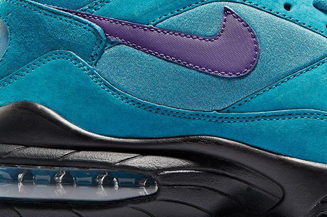 Blue Air Max 93 Size
