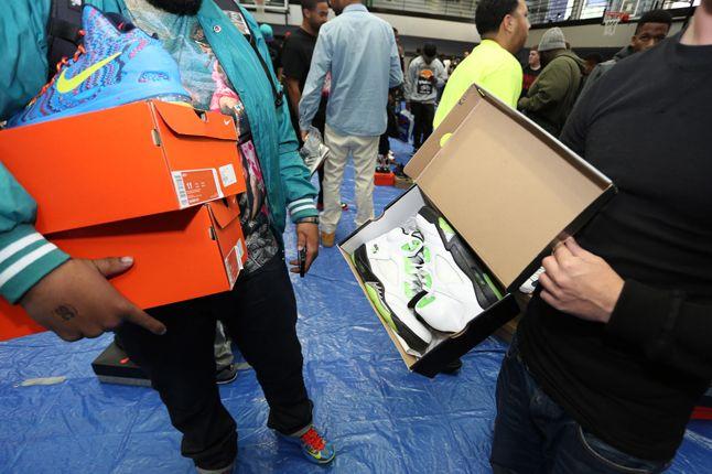 Sneaker Con Atlanta 2013 Jordan 5 1