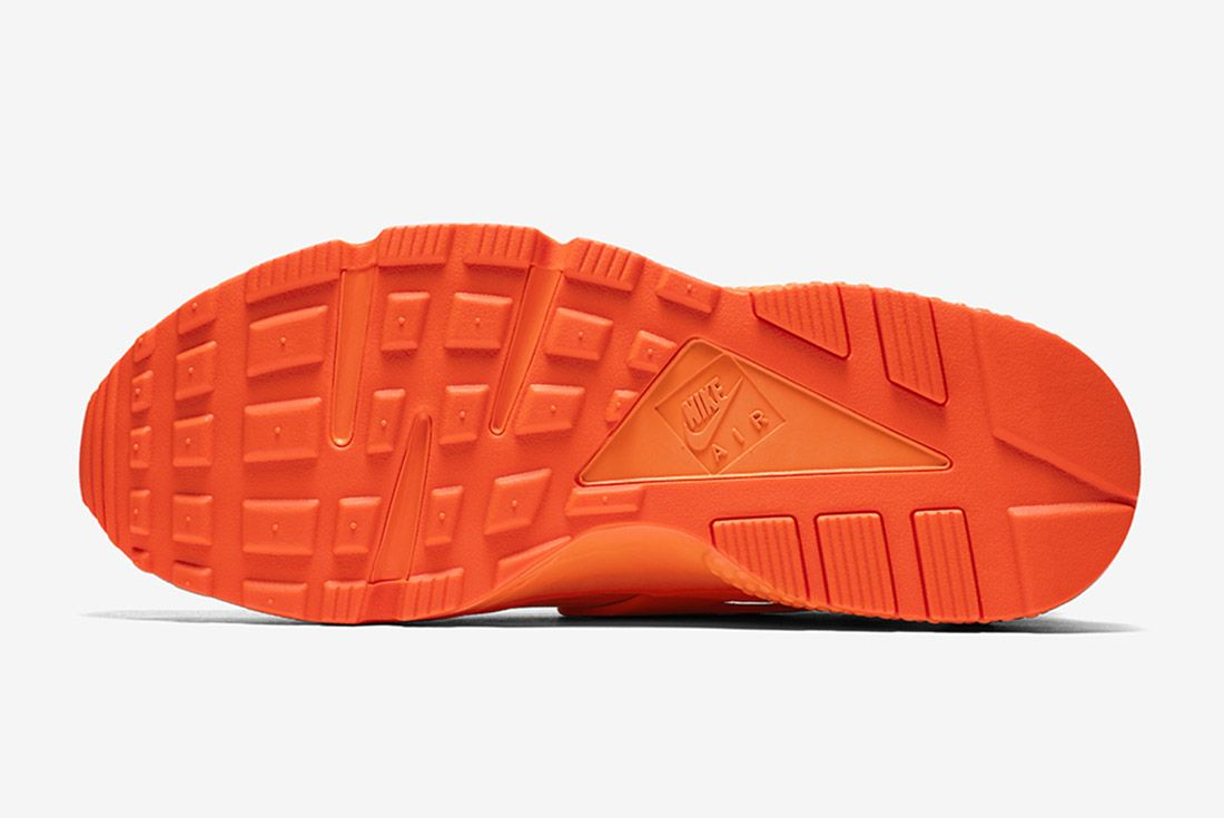 Nike Air Huarache Orange Blaze 4
