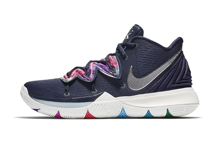 Nike Kyrie 5 Rick Morty 2