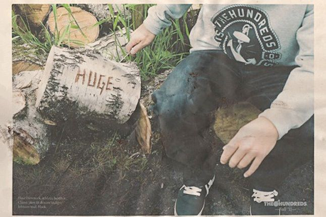 The Hundreds Fall 2011 Collection Lookbook 18 1