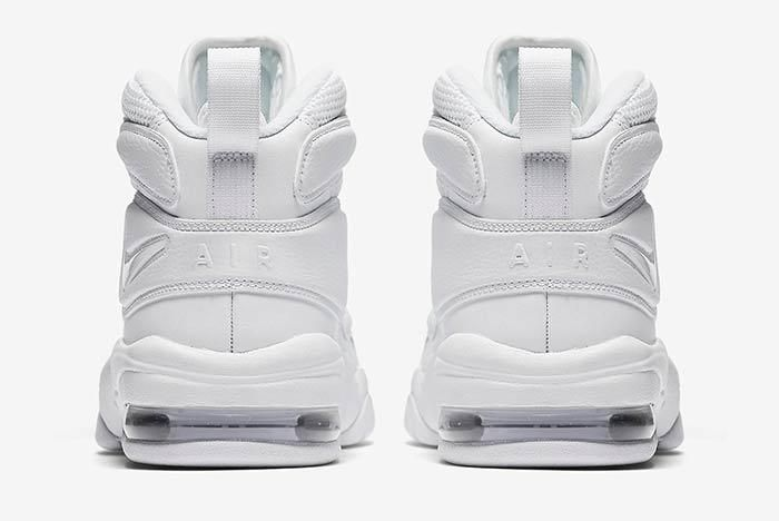 Nike Air Max 2 Uptempo Triple White 1