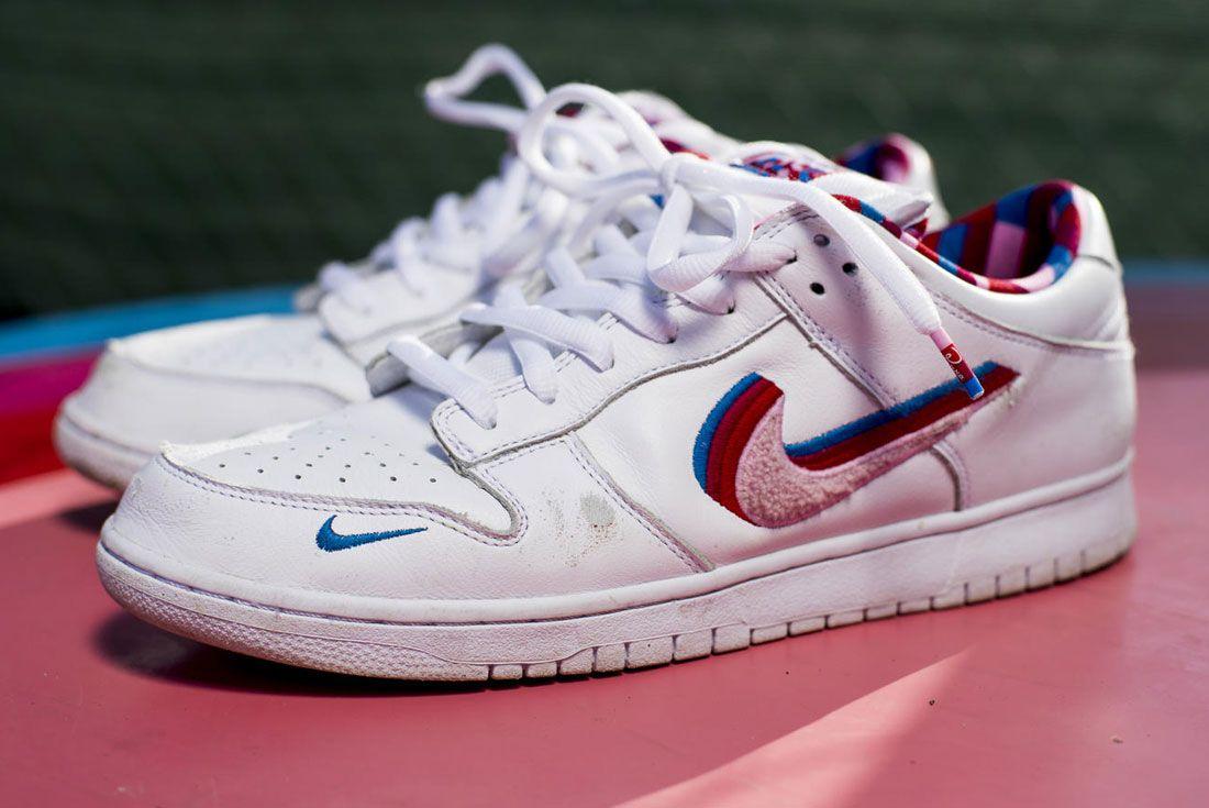 Parra Nike SB Dunk Low