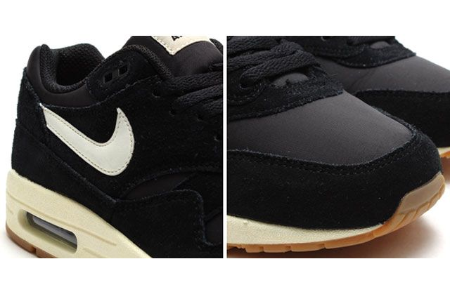 Air Max 1 Essential Blk Detail2