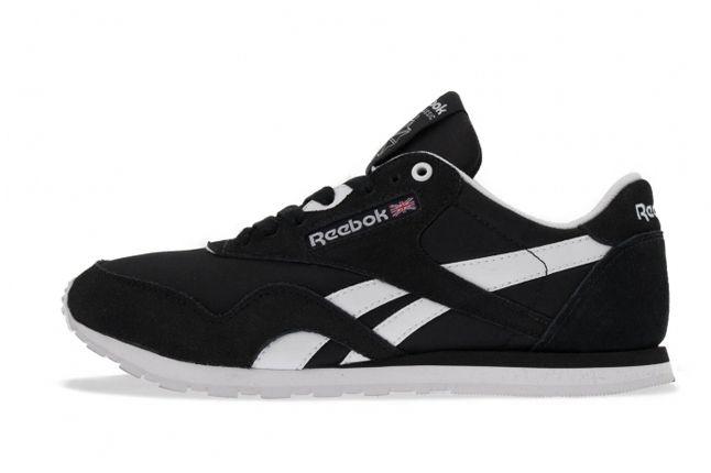 Reebok Classic Nylon Black 1