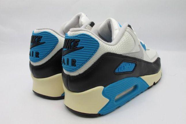 Nike Air Max 90 Og Laser Blue Heels 1